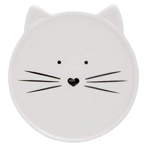Ivory Cat Mug & Coaster - Adapt Avenue