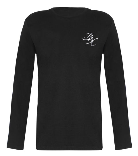 BX Original Long Sleeve T-shirt - Black - Adapt Avenue