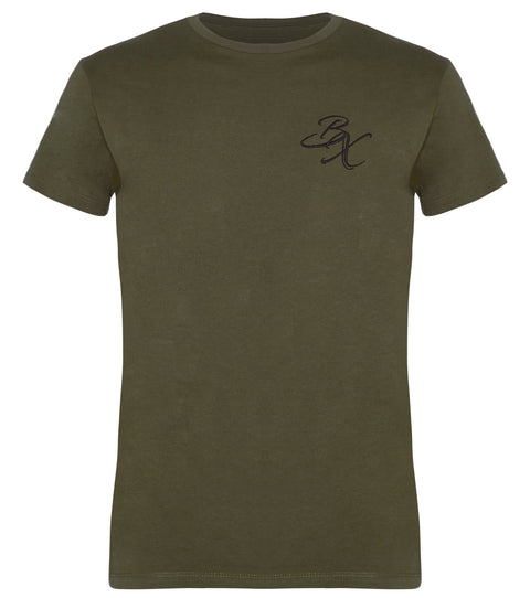 BX Original Slim Fit T-shirt - Khaki - Adapt Avenue