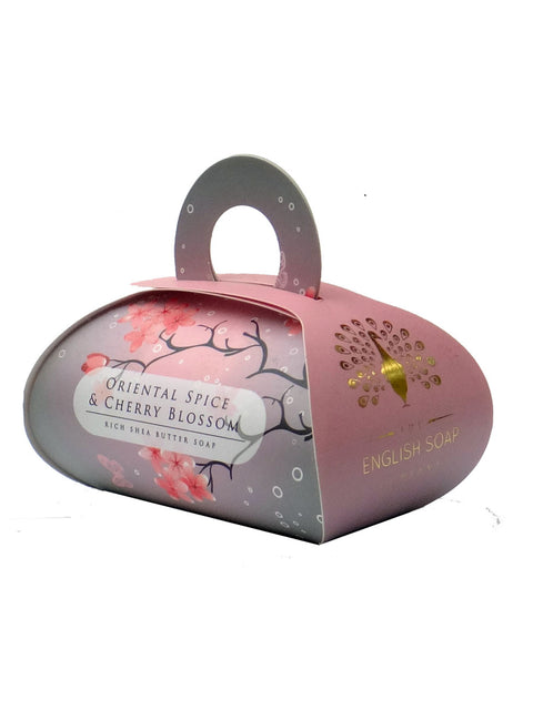 Oriental Spice & Cherry Blossom  Large Gift Bag Soap - Adapt Avenue