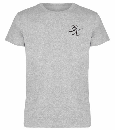 BX Original Slim Fit T-shirt - Heather Grey - Adapt Avenue