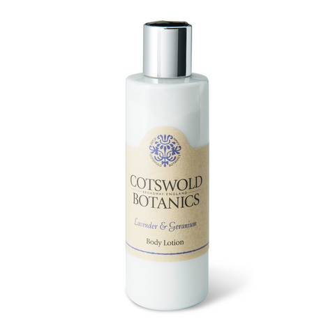 Lavender & Geranium Body Lotion, 200ml - Adapt Avenue