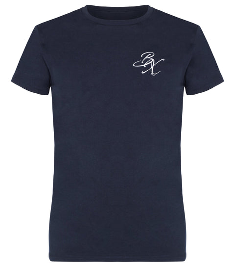 BX Original Slim Fit T-shirt - Navy - Adapt Avenue