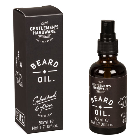 Beard Oil, 50ml - Adapt Avenue