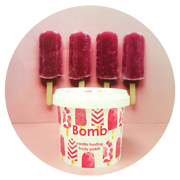 Bomb Cosmetics Vanilla Frosting Body Polish | Adapt Avenue