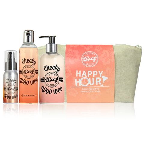 Cheeky Woo Woo Happy Hour Gift Bag - Adapt Avenue