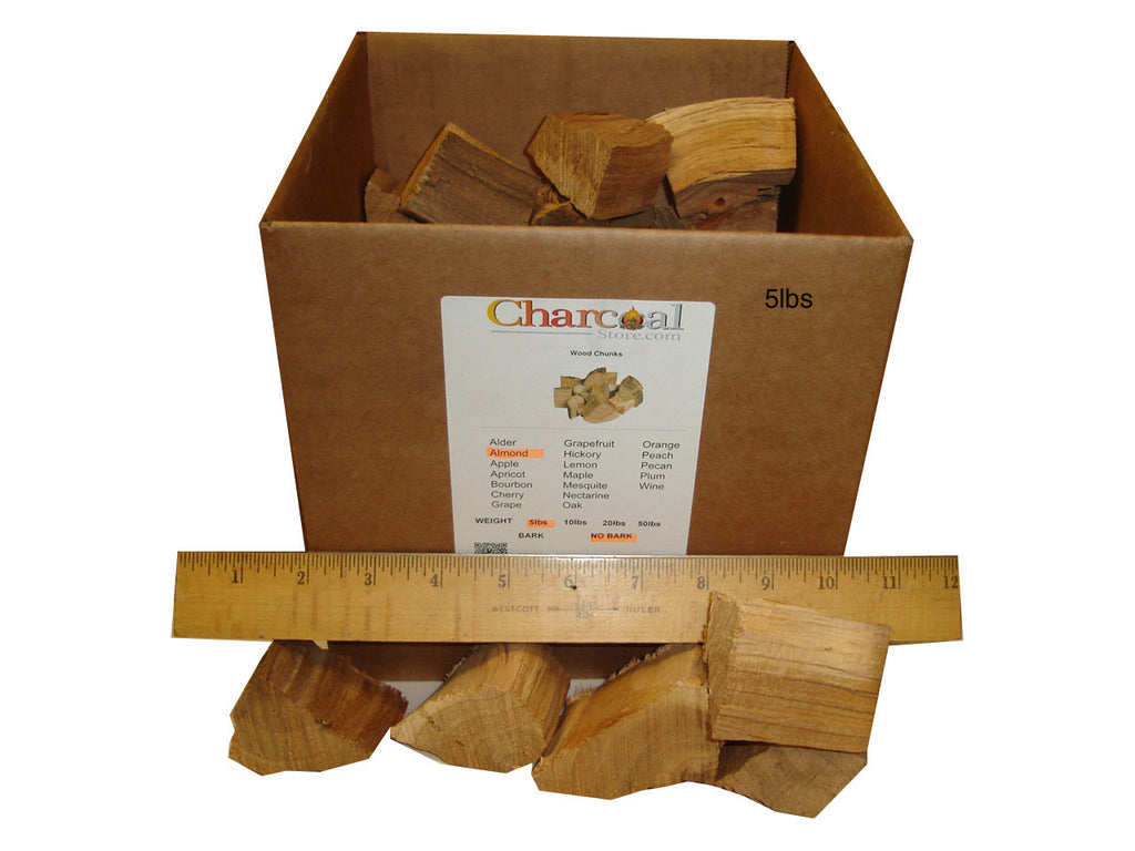 Almond Chunks - No Bark (5 lb) - 9617
