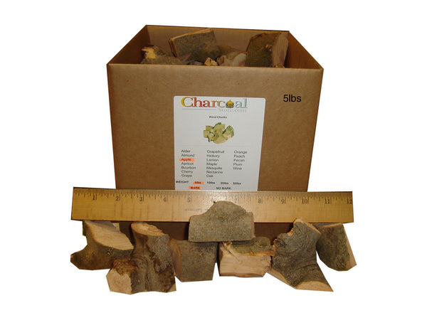 Apple Chunks - Bark (5 lb) - 9580