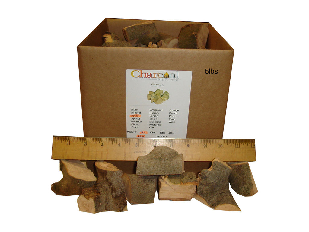 Apple Chunks - Bark (20 lb) - 9557