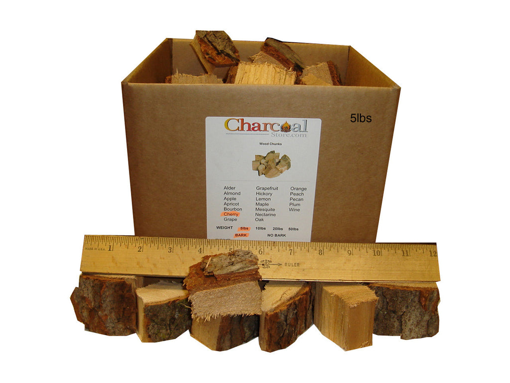 Cherry Chunks - Bark (5 lb) - 9588