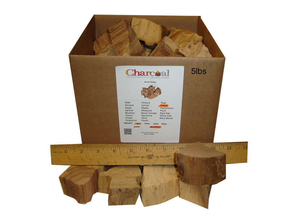 Pecan Chunks - No Bark (20 lb) - 9540