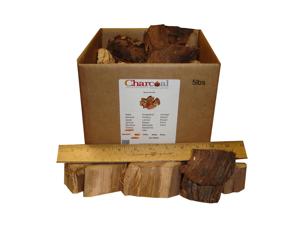 Grape Chunks - Bark (10 lb)