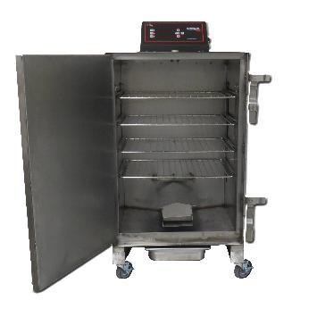 Cookshack AmeriQue SM066 Smoker Oven - Stainless Steel - $99.00 Flat Rate Shipping