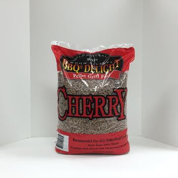 BBQR's Delight -  Cherry Flavor Pellets - 20 lb. - 8929035