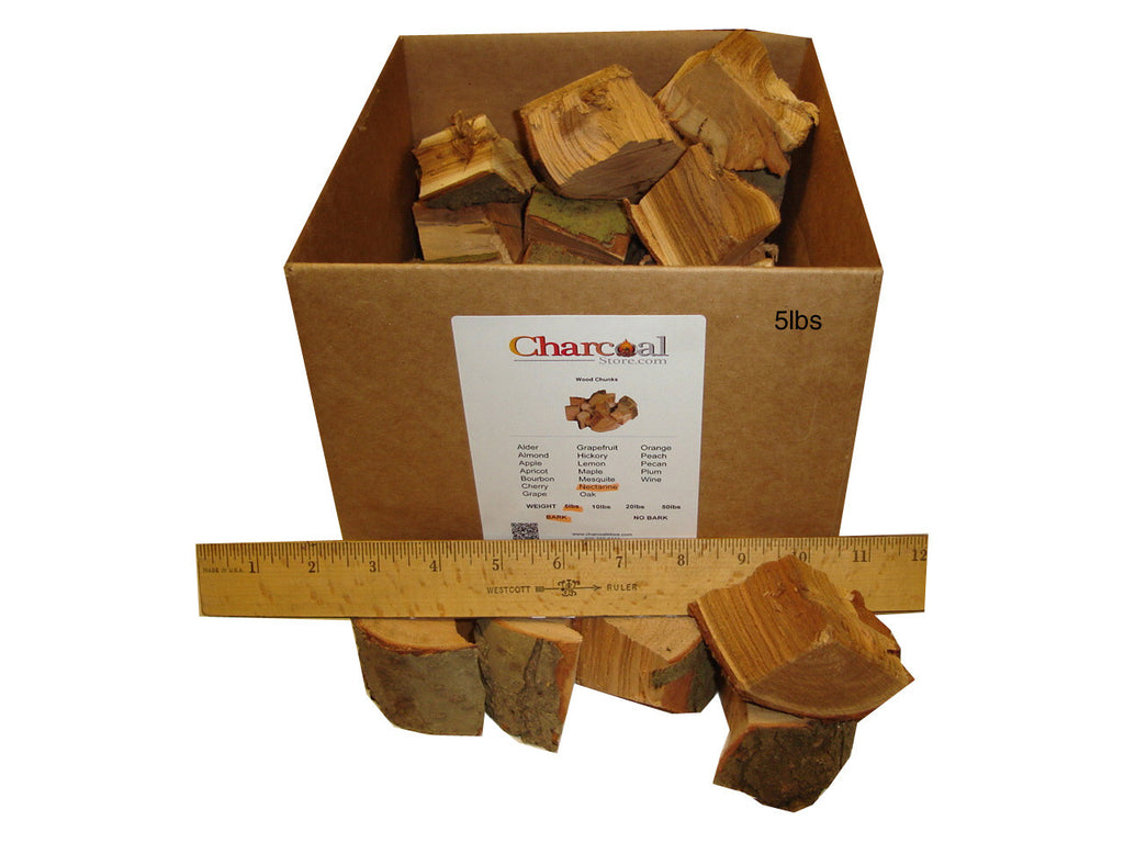 Nectarine Chunks - Bark (5 lb) - 9614