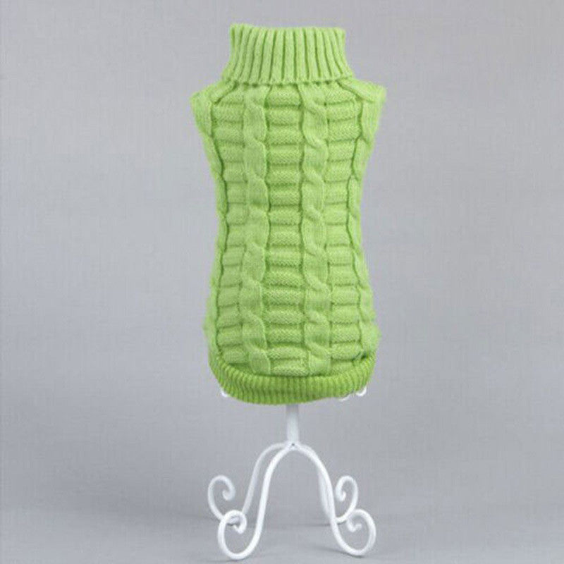 Dog Knit Sweater 5 colors