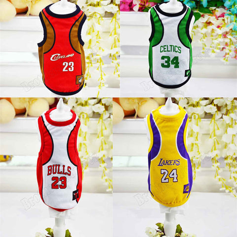 Basketball Team Shirts 4 designs