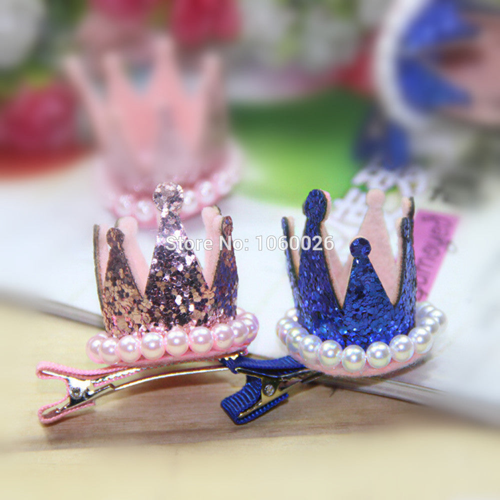 Crown  Hairpin