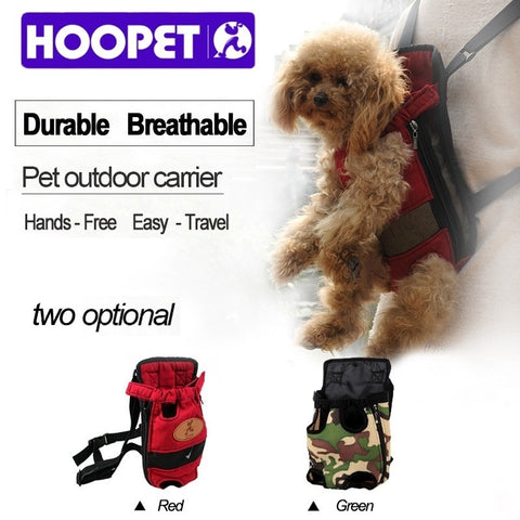 Dog carrier, backpack breathable