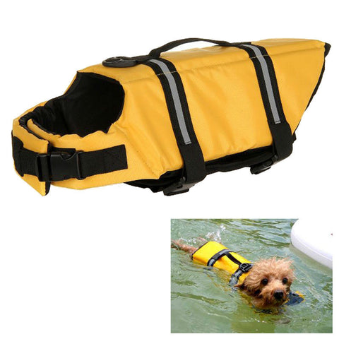 Dog Saver Life Jacket Vest