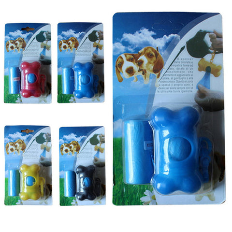Pet Waste Bag Dispenser and Bags