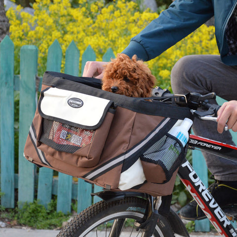 bike basket carrier