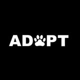Adoption Paw Print Decal