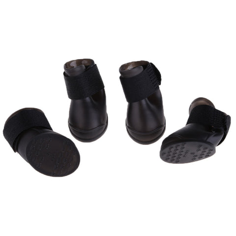 Waterproof Rubber Rain Boots
