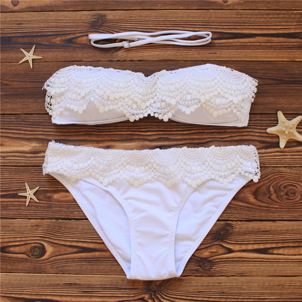 Bikini Lace Bathing Suit