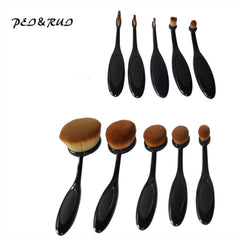 10pcs Foundation Brush Set