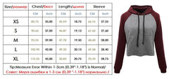 Women Hoodies Casual Women Long Sleeve Round Neck Hoodies Sweatshirt