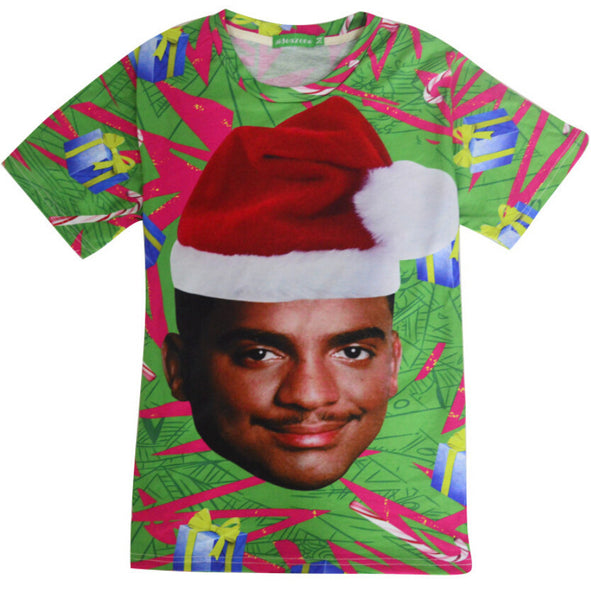 Carlton Christmas T-Shirt