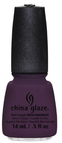 China Glaze Nail Lacquer, Charmed I'm Sure, 0.5 Fluid Ounce