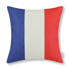 "Home Cushion Covers US American National Flag 18"" X 18"""