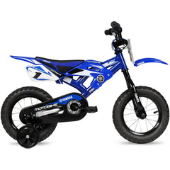 "12"" Yamaha Moto Child's BMX Bike"