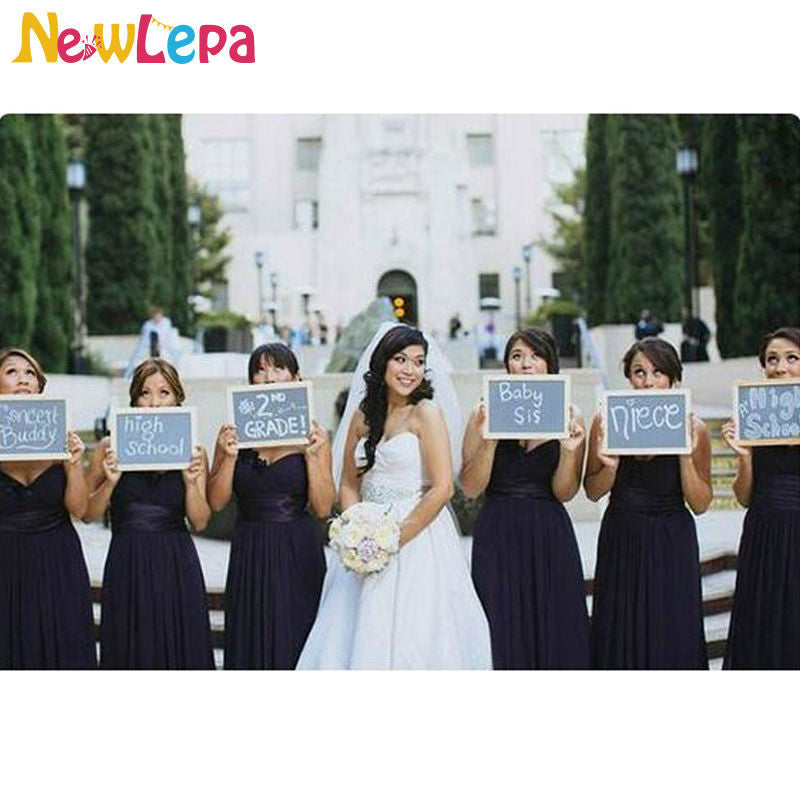 Bridal Party Photo Ideas Photo Frame Photo Booth Props Wedding