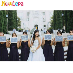 Bridal Party Photo Ideas Photo Frame Photo Booth Props Wedding Decorations