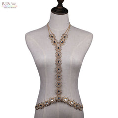 Prethoracic Body Chain Statement Piece
