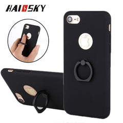 HAISSKY 3D Kickstand Holder Cases For iPhone 7 7 Plus