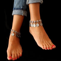 Hansel & Wang Barefoot Sandals Foot Jewelry