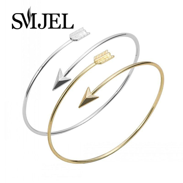 Arrow Cuff Love Bangle