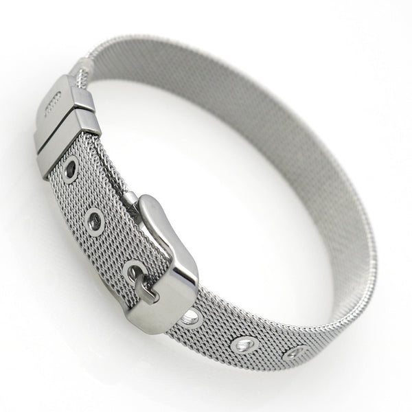 Classic Fashion Jewelry Bracelets Bangles fine Stainless Steel
