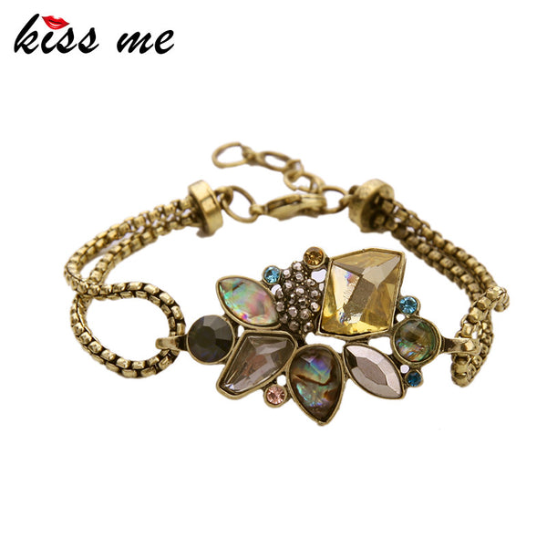 KISS ME Statement Fashion Bangles & Bracelets