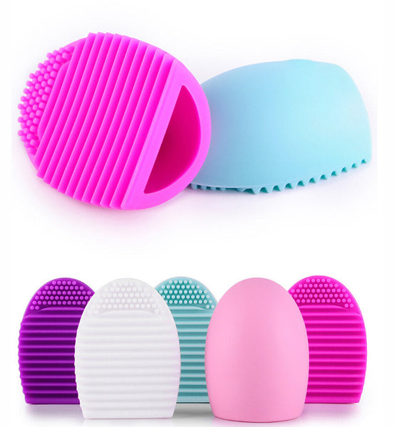 Makeup Brush Cleaner Tools Glove Scrubber