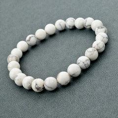 Natural Stone Strand Bracelets & Bangles for Women