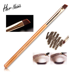 Professional Golden Portable make-up Brow Eyeshadow Eyeliner