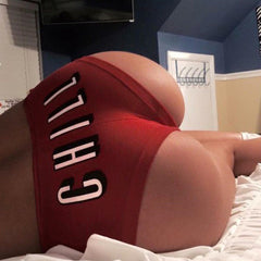 NETFLIX AND CHILL Lingerie Underwear