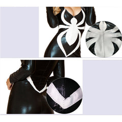 Spider Women Costume Jumpsuit