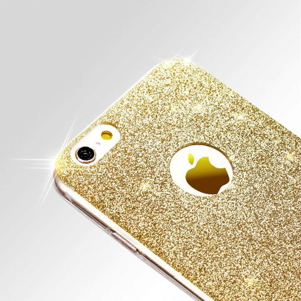 Glitz cases Soft Flexable Cases For Apple Iphone 7