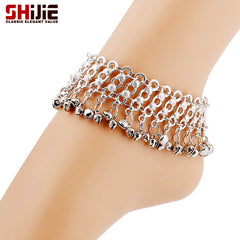 Lovely Bell Foot Jewelry Anklet